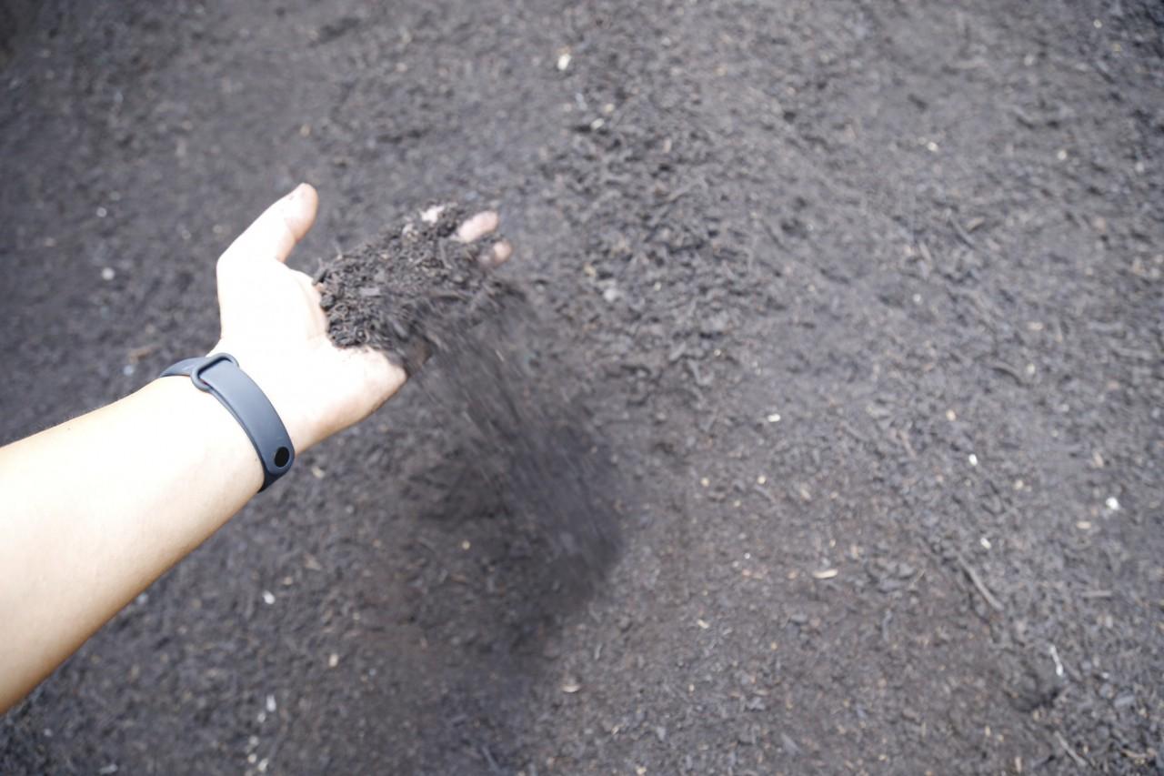 豚糞堆肥「ゆうきりんりん」の価格がお安くなりました!